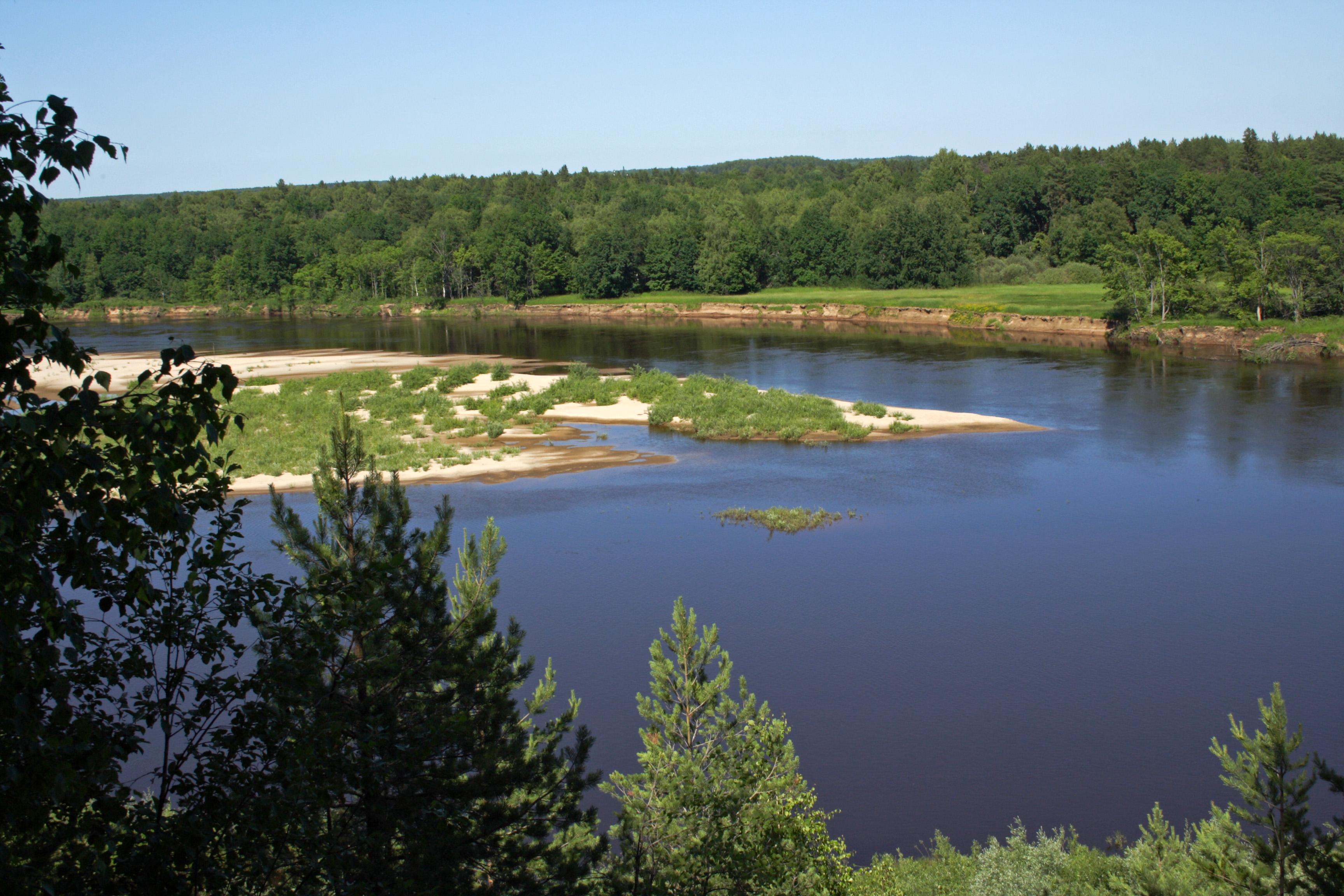 Деревня пянда фото с реки